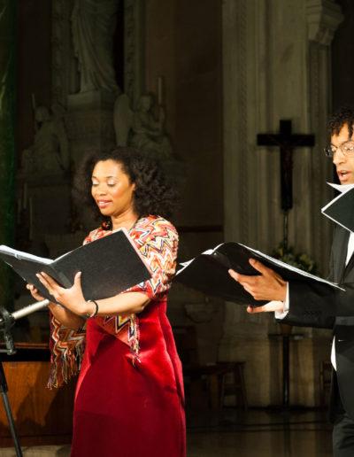 Concert Negro Spiritual - Eglise Notre-Dame de Valence - Mai 2016 3