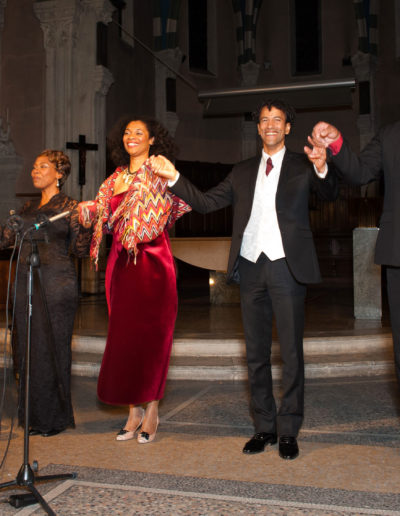 Concert Negro Spiritual - Eglise Notre-Dame de Valence - Mai 2016 4