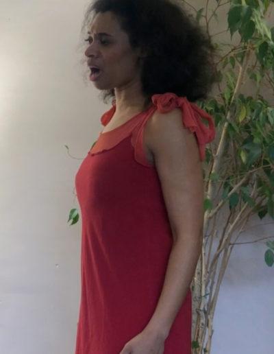 De Vénus à Miriam au pas de mon chant - 2020-2021