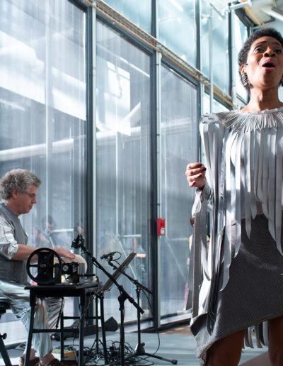 Oiseau de Paradis - Carte blanche à Maxime Rossi - Musée d'Art Moderne du Centre Pompidou - Paris - Juin 2021 - © Pierre Mouton et Margot Montigny 2