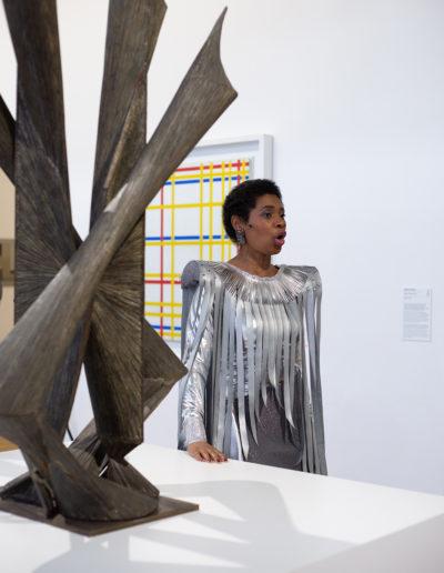 Oiseau de Paradis - Carte blanche à Maxime Rossi - Musée d'Art Moderne du Centre Pompidou - Paris - Juin 2021 - © Pierre Mouton et Margot Montigny 3